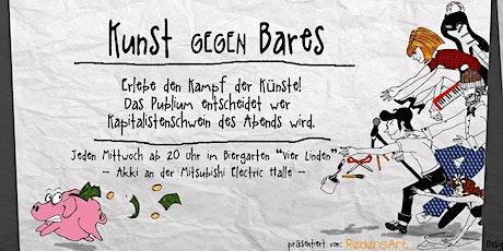 Kunst gegen Bares - Open-Air Tickets
