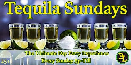Tequila Sunday's   Bar Louie NLR tickets