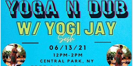 YOGA N DUB W/ JAY tickets