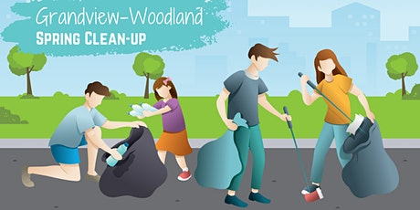 Grandview-Woodland Spring Clean-Up tickets