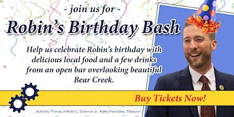 Robin's Birthday Bash! tickets