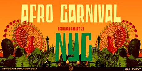 Afro Carnival tickets