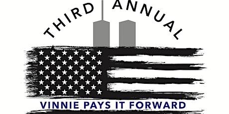 Vinnie Pays It Forward 2021 tickets