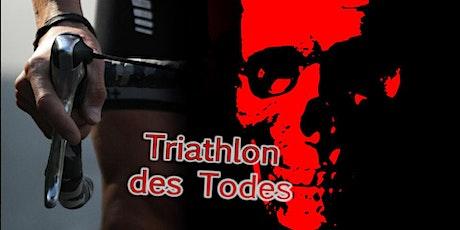 """Schnüffel-Kriminalfall """"Triathlon des Todes"""" am 14.08.2021 Tickets"""