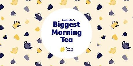 Biggest Morning Tea tickets