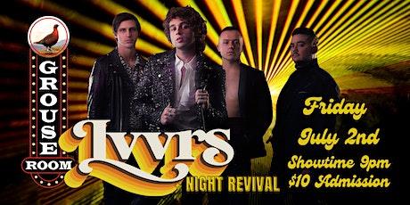 LVVRS + Night Revival tickets