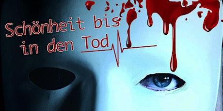"""Schnüffel-Kriminalfall """"Schönheit bis in den Tod"""" am 19.09.2021 Tickets"""