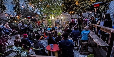 The Setup - Mission Outdoor Comedy at ElRio (Heaters and Social Distance) tickets