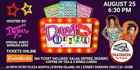 Drag Queen Bingo at Trackside Bar & Grill tickets