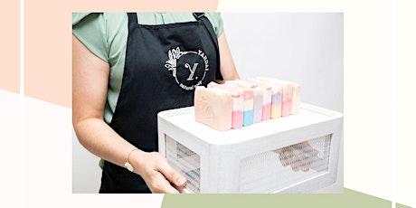 Taller básico jabón saponificado boletos