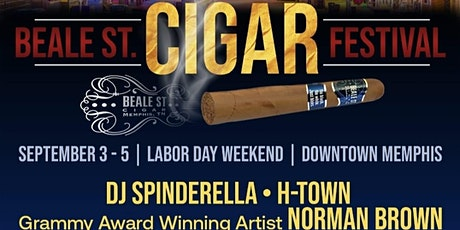 6th Annual Beale Street Cigar Festival tickets