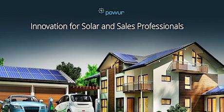 SOLAR CAREER PRESENTATION tickets