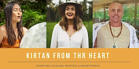Kirtan From the Heart by Donation tickets
