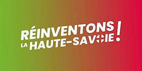 Réunion d'échanges avec Réinventons La Haute-Savoie billets