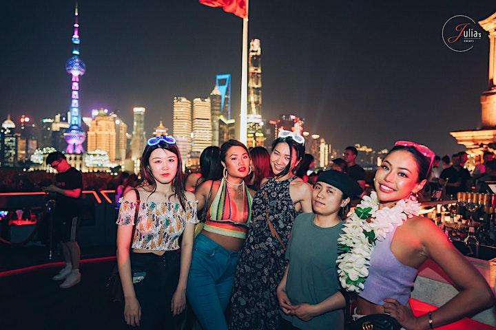 [FREE ENTRY] Red Lips Ladies Night 外滩18号魅惑红唇派对 @Bar Rouge image
