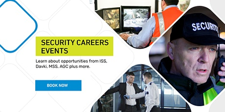 Security Career Event - Gold Coast tickets