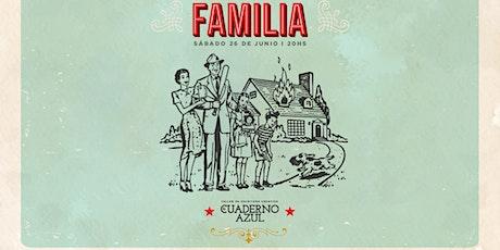 Cuaderno Abierto, edición: Familia -  Taller intensivo con Juan Sklar entradas