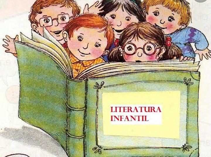 Imagem do evento LITERATURA INFANTO-JUVENIL E CONTAÇÃO DE HISTÓRIAS