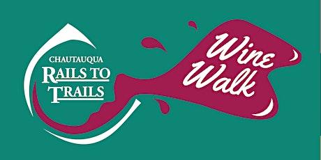 Wine Walk with Chautauqua Rails to Trails tickets