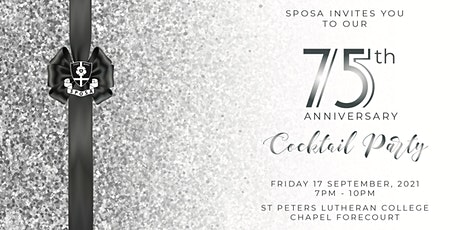 SPOSA 75th Anniversary Cocktail Party tickets