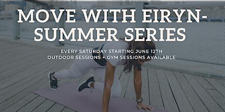 Move w. Eiryn - Summer Series tickets