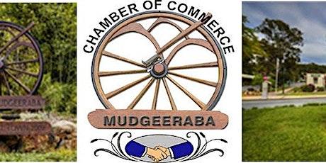 Mudgeeraba Chamber AGM tickets