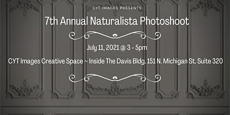 7th Annual Naturalista Photoshoot tickets