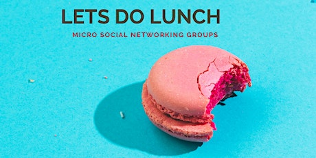 Socia Networking Lunch tickets