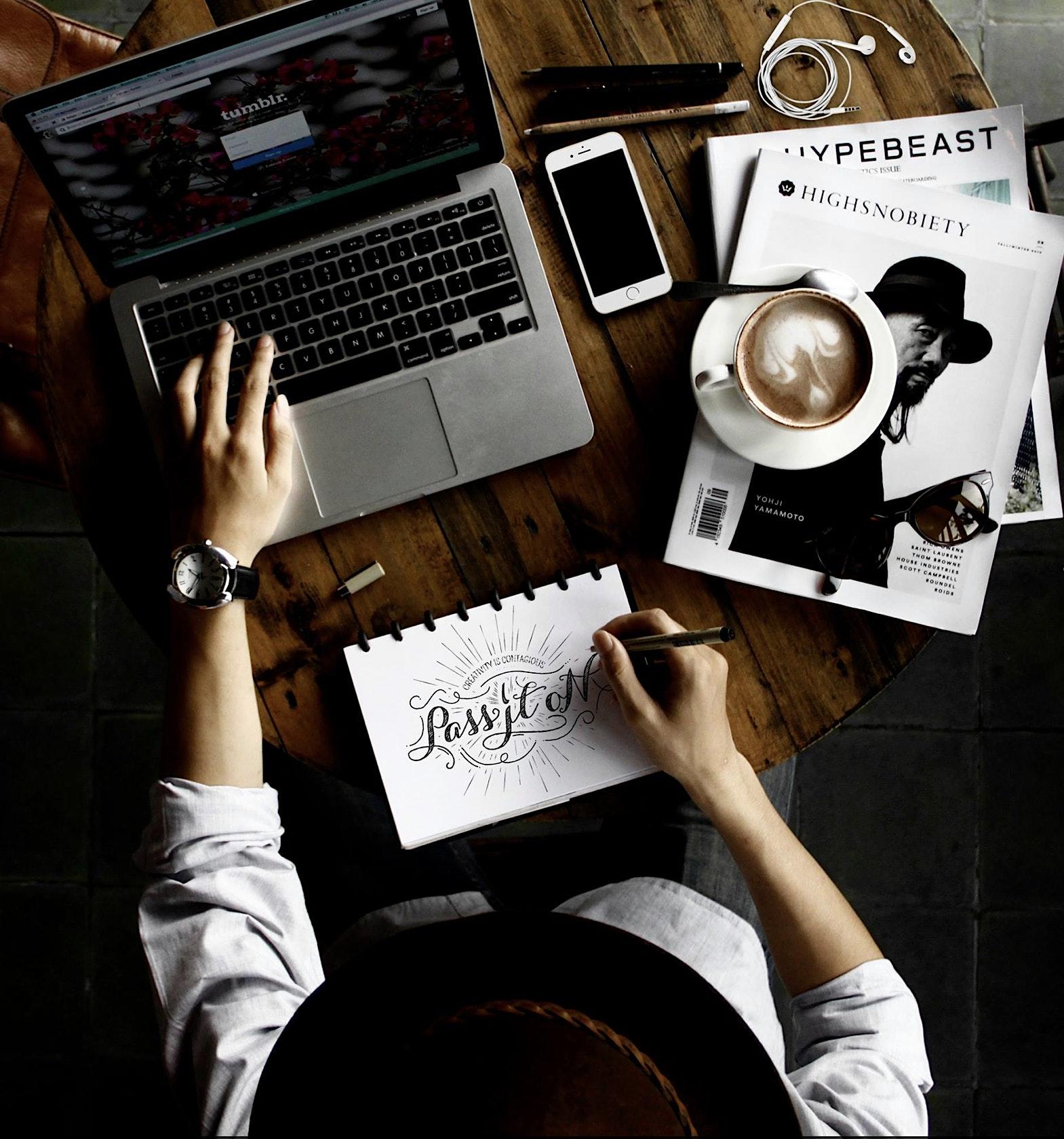 Creative Expert : 2 Day Branding and Design Masterclass