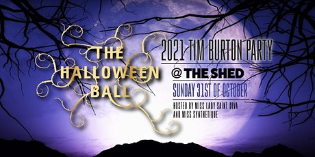 Tim Burton - HALLOWEEN BALL 18+ EVENT tickets