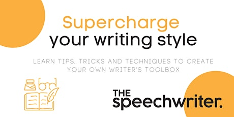 Supercharge your writing style tickets