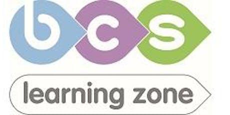 BCS Learning Zone - Excel Intermediate Workshop tickets