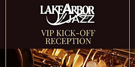 VIP Kick-off Reception tickets