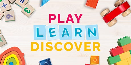 Play, Learn, Discover Kids Interactive Play Group tickets