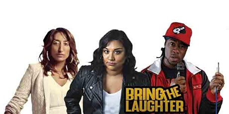Desi Central : Bring The Laughter - Holborn tickets