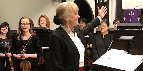 Paragon Philharmonia Opening Concert-A Joyous Beginning tickets