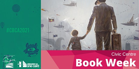 Storytime : Book Week- 10.30am Civic Centre Library tickets