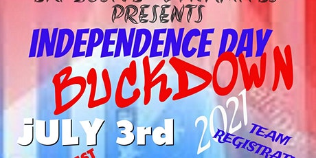 Independence Day BuckDown tickets