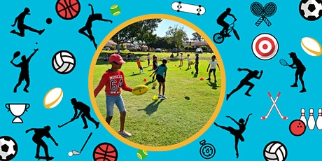 AISO AFL & Touch Football Clinic (5 to 12 years)* tickets