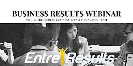 Business Results Workshop biglietti