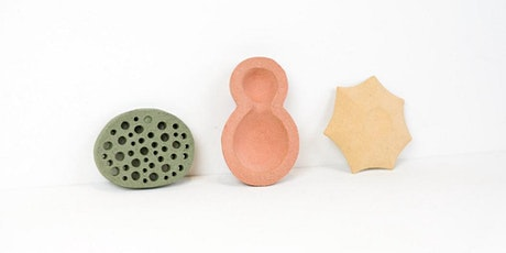 Clay colouring & hand-forming workshop tickets