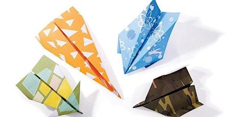 Winter   School Holiday Program - Paper Planes tickets