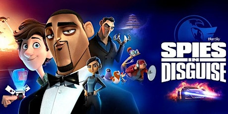 July Holiday Program:  Movie Screening - Spies in Disguise: Tea Gardens tickets