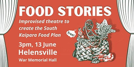 South Kaipara Food Theatre tickets