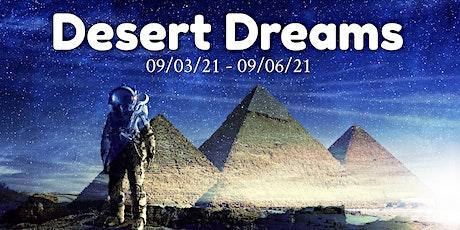 Desert Dreams tickets