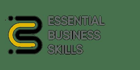 Essential Business Skills (Darwin) 28/06/2021 tickets