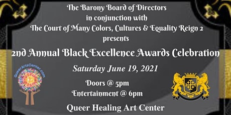 The Barony's 2nd Annual Black Excellence Awards Celebration tickets