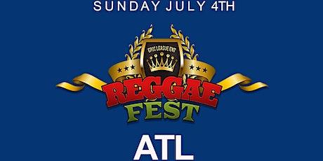 Reggae Fest 4th of July Atlanta at Believe Music Hall tickets