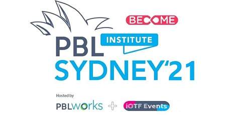 PBLSydney'21: Three-day PL workshops on Project Based Learning for teachers tickets