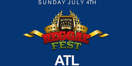 Reggae Fest ATL  Dancehall Vs Soca 4th of July at Believe Music Hall tickets